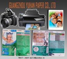 Self-adhesive inkjet photo paper/135*270MM-YH019