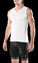 100% Organic Cotton Men's sleeveless T-shirt