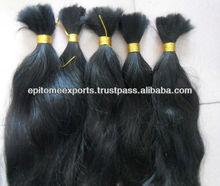 En vrac Extension de cheveux humains