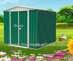 Prefab toolshed/garden house/smart movable garden tool house/