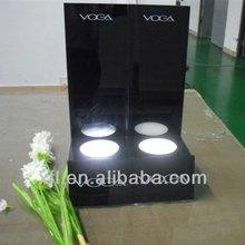 LED acrylic sign board/wine stand/display rack