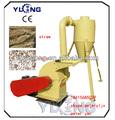 El uso de la granja pequeña de madera molino de martillos/paja molino de martillos 200-500kg/h