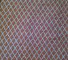 100% polyester geometric printed fabric stock