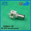 3V small air compressor pump for car vacuum cleaner