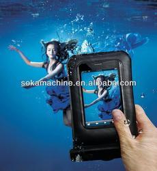 waterproof bag for iphone,waterproof diving bag,large resealable plastic bags with waterproof