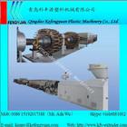 steel wire twine reinforced PE compound pipe making machine