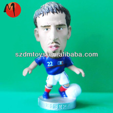 mini soccer jersey player figure issue