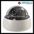 Día& la noche en interiores cmos sensor de plástico ip de la cámara 720p cúpula