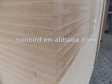 1220x2440mm, 1830x2440mm, 1830x2750mm, 1830x3660mm Plain/Raw MDF Plate