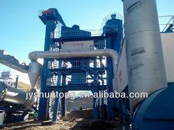 Road building equipment asphalt concrete mixing plant