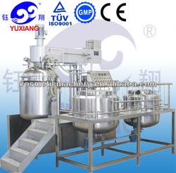 Yuxiang Automatic food mixer Vacuum Emulsifying mixer /Agitator