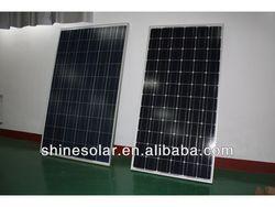 cheap per watt poly3w- 300w solar panel