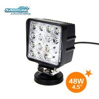 """2013 Hot! led driving Light Epistar 4"""" led Spot beam led working light"""