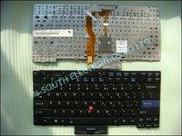 Keyboard for lenovo IBM thinkpad t400s t410s t510 w510 45n2106 us Laptop keyboard fru 45n2141