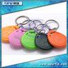 Waterproof and multi-color optional rfid key fob / rfid key tag / rfid key