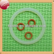 solid silicone o ring rubber ring