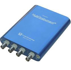 8~16Bit 100MS/S PC USB Oscilloscope 3.125MS/S AWG Signal Generator