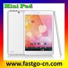 "Best proveedor china tablet 7.85"" Quad core"