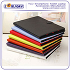 Candy color PU Leather Smart Cover Case with Stand function for APPLE iPad Air Paypal Acceptable