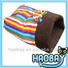 Creative Colorful Soft Decorative Pet Dog Beds Sleeping Bag