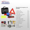 Roadside safety kit,Auto emergency kit