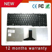 For toshiba laptop backlit keyboard L655 L655D C655 C655D C650 C650D L650 Laptop Keyboard New