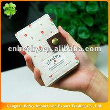 Fashion new style useful most popular OEM jute cloth card holder tree