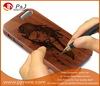 Customized made Natural Wood Phone Cases for iphone 4