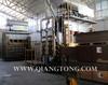white primer door skin making machine/ flush door press machinery