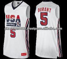 Team uniforms Basketball