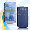 High quality PC and Leather cell phone case for samsung galaxy S3 I9300