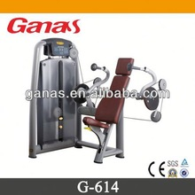 New multi-function home gym seated triceps extension G-614/ gym triceps machine