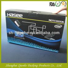 strength enough carton box/ corrugated board box, display box, take away food packaging box