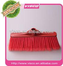 floor cleaning brush wooden stick, floor broom VC131
