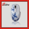 china computer accessories mouse wireless with unique design V9