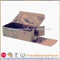Paper corrugated cardboard wine barrel card box