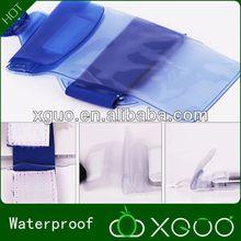 Transparent PVC beach bags fashion water proof bag,hand phone waterproof bag