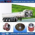 trailer tambor de freno para camiones volvo piezas de repuesto