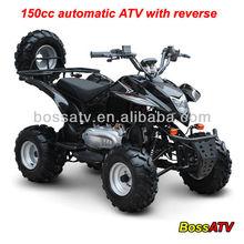 150cc automatic ATV with reverse