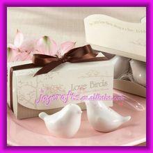 Wedding Gift Love Birds in the Window Love Bird Salt and Pepper Shaker