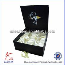 Angel printed children birthday gift box