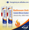 Kitchen & Bathroom Acetate Silicone Sealant