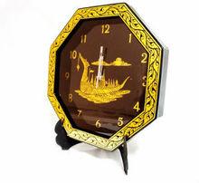 lacquer clock