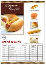 Congelado pão / pão