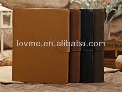 NEW Classical Pu leather case for IPAD AIR/ IPAD 5