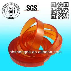 100% polyurethane squeegee 50*10*4000mm