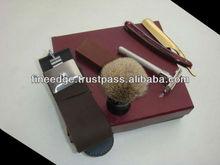 Badger Shaving Brush Kit