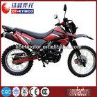 Super wholesale automatic 150cc dirt bike for sale cheap ZF200GY-4