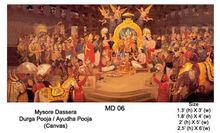 DUSSERA FESTIVAL PROCESSION - A STATE'S GALORE