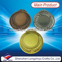 Elephant Man Soft Enamel Copper Medallion